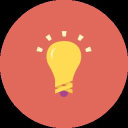 284762 - alert bulb ideas light yellow